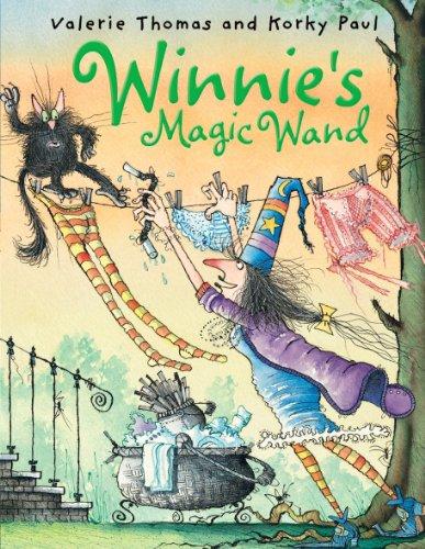 9780192726445: Winnie's Magic Wand (Winnie the Witch)