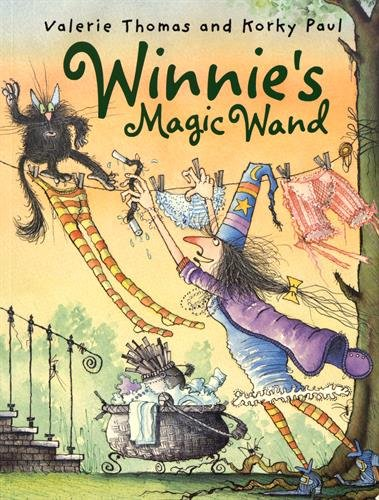 9780192726445: Winnie's Magic Wand