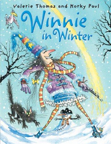 9780192726452: Winnie in Winter (Winnie the Witch)