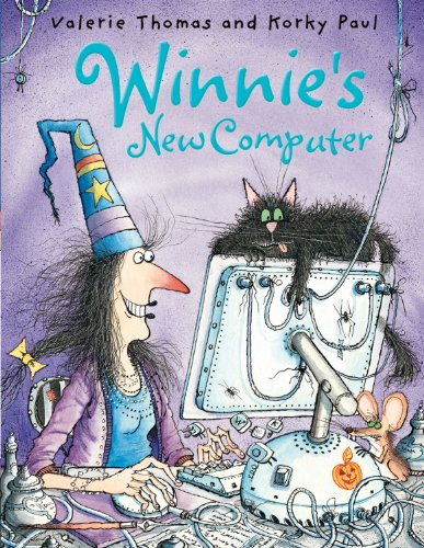 9780192726674: Winnie's New Computer (paperback and CD) (Winnie the Witch)