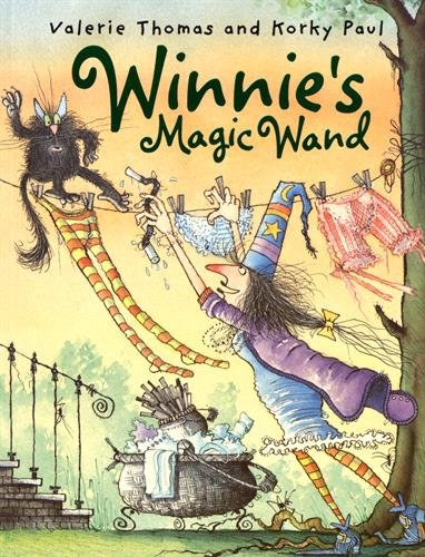 9780192726681: Winnie's Magic Wand (paperback and CD)
