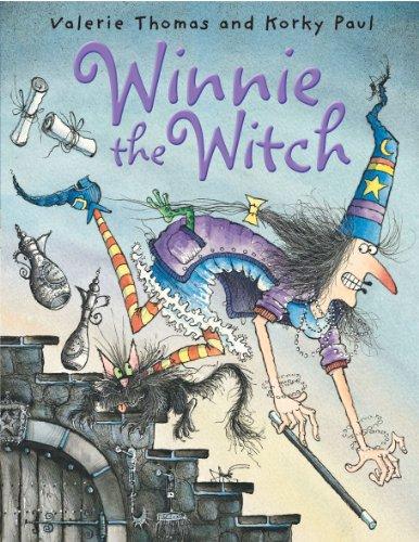 9780192726704: Winnie in Winter with audio CD (Winnie the Witch)