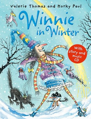 9780192726704: Winnie in Winter (paperback and CD) (Winnie the Witch)