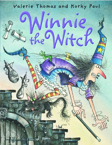 9780192726834: Winnie the Witch (paperback and CD)