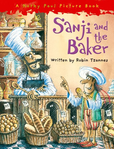 9780192727114: Sanji and the Baker
