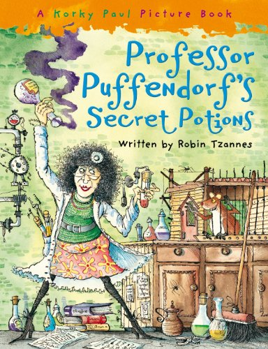 9780192727121: Professor Puffendorf's Secret Potions
