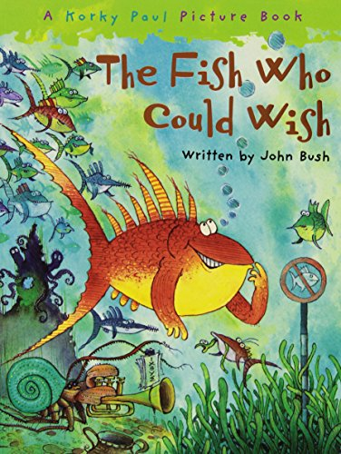 9780192727138: The Fish Who Could Wish (Korky Paul Picture Book)