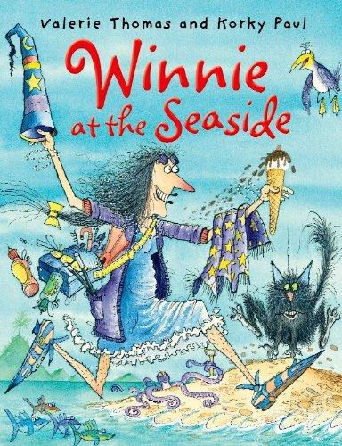 9780192727268: Winnie at the Seaside