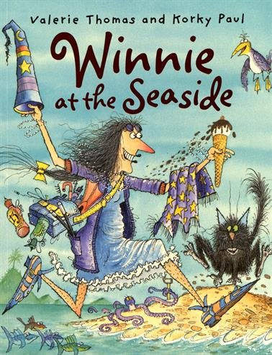 9780192727268: Winnie at the Seaside (Winnie the Witch)