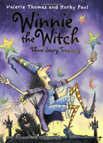 9780192727275: Winnie The Witch Three Story Treasury