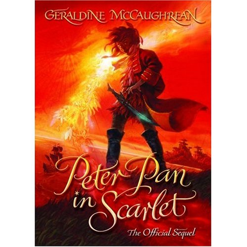 9780192727329: Peter Pan in Scarlet (Signed Edition)