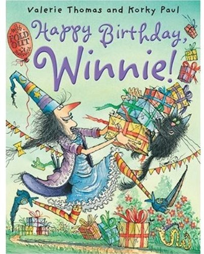 9780192727374: Happy Birthday, Winnie! (Winnie the Witch)