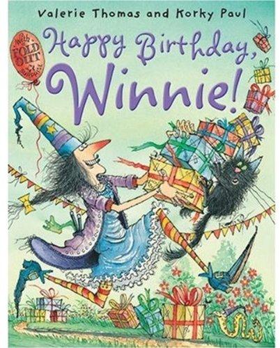 9780192727374: Happy Birthday, Winnie! (Winnie the Witch)