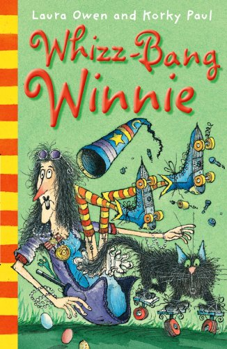 9780192727527: Whizz-Bang Winnie (Winnie the Witch)