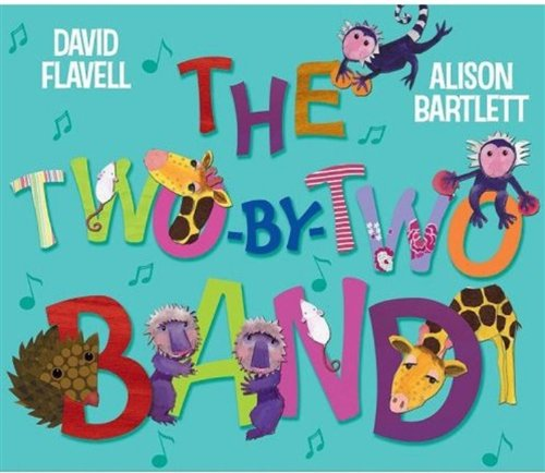 The Two-By-Two Band: Flavell, David