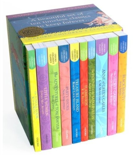 9780192727671: Oxford Children's Classics Box Set