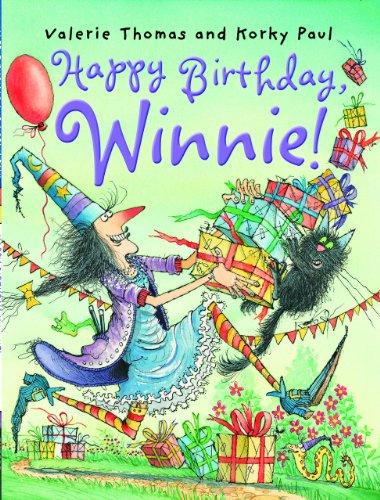 9780192727688: Happy Birthday Winnie!