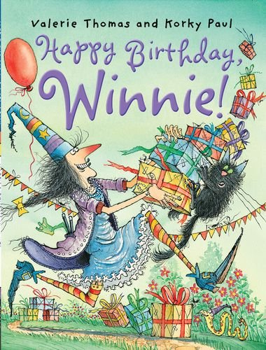 9780192727688: Happy Birthday Winnie
