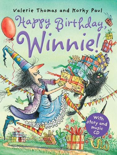 9780192727695: Happy Birthday Winnie! (paperback and CD)