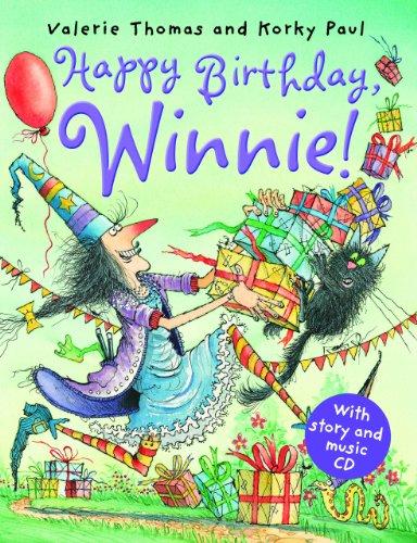 9780192727695: Happy Birthday Winnie