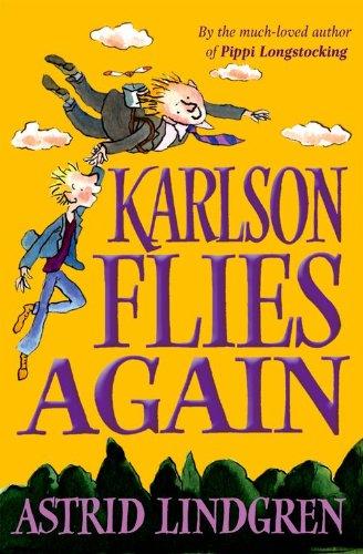 9780192727749: Karlson Flies Again