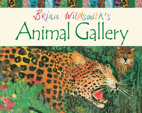 9780192727947: Brian Wildsmith's Animal Gallery.