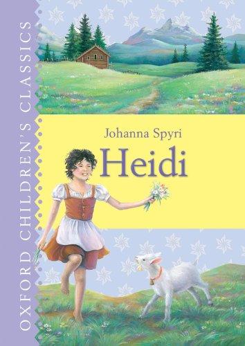 9780192728142: Heidi (Oxford Children's Classics)