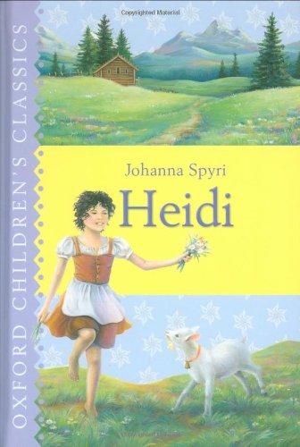 9780192728142: Heidi (Oxford Children's Classics)