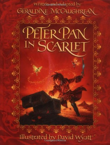 9780192728357: Peter Pan in Scarlet: Illustrated Edition