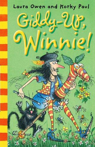 Giddy-up, Winnie!: Owen, Laura