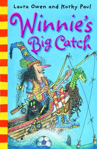 9780192728425: Winnie's Big Catch