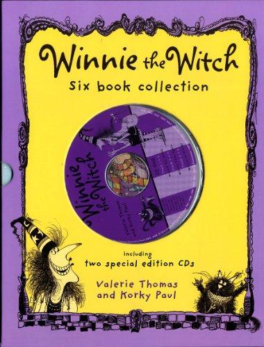 9780192728463: Winnie the Witch (Book & CD)