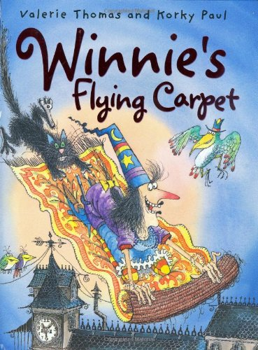 9780192728487: Winnie's Flying Carpet