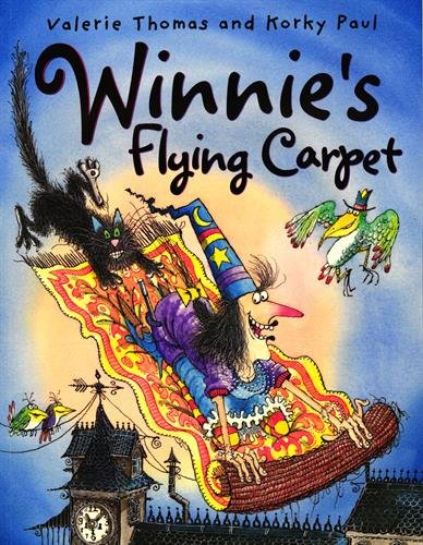 9780192728562: Winnie's Flying Carpet