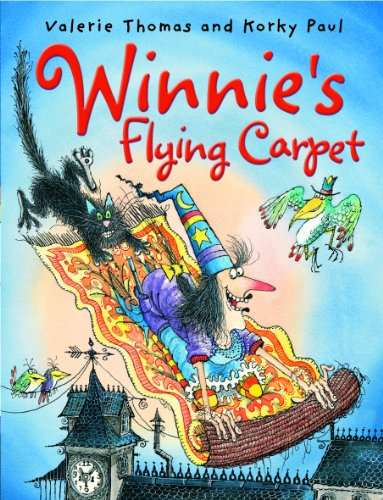 9780192728579: Winnie's Flying Carpet (paperback and CD)