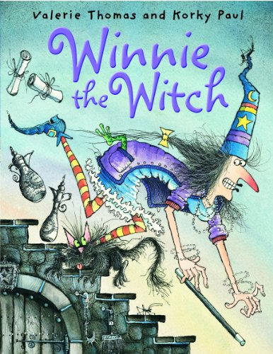 9780192728760: Winnie the Witch Big Book