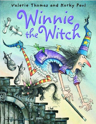 9780192728760: Winnie the Witch Big Book
