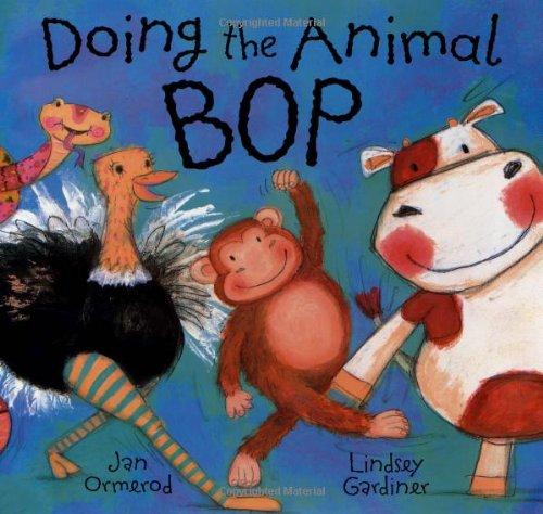 9780192728777: Doing the Animal Bop: Book/CD