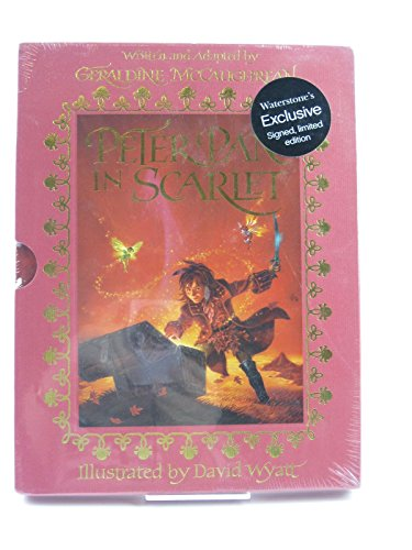 9780192728982: Peter Pan in Scarlet Waterstones