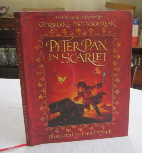 9780192728982: Peter Pan in Scarlet