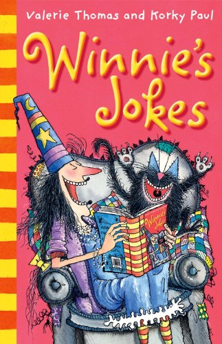 Winnie's Jokes. Valerie Thomas and Korky Paul (9780192729064) by Val'rie Thomas