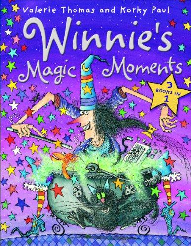 9780192729071: Winnie Magic Moments (Winnie The Witch)