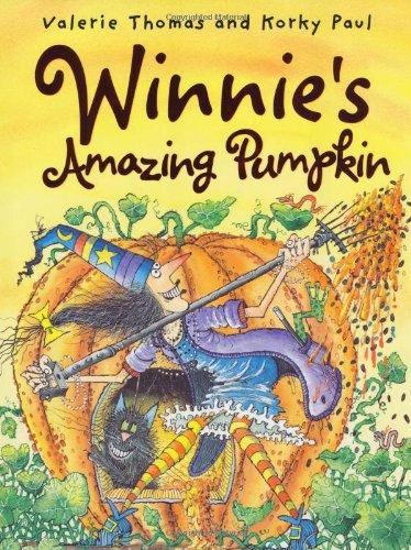 9780192729088: Winnie's Amazing Pumpkin (Winnie the Witch)