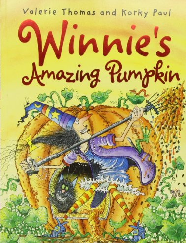9780192729095: Winnie's Amazing Pumpkin