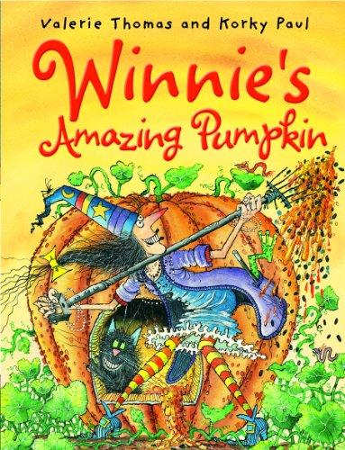 9780192729101: Winnie's Amazing Pumpkin (paperback and CD) (Winnie the Witch)