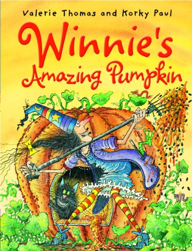 9780192729101: Winnie's Amazing Pumpkin (paperback and CD)