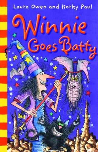 Winnie Goes Batty. Laura Owen and Korky: Owen, Laura