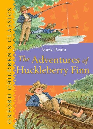 9780192729163: The Adventures of Huckleberry Finn (Oxford Children's Classics)