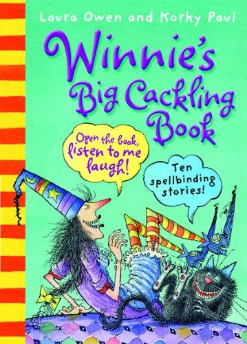 9780192729552: Winnie's Big Cackling Book