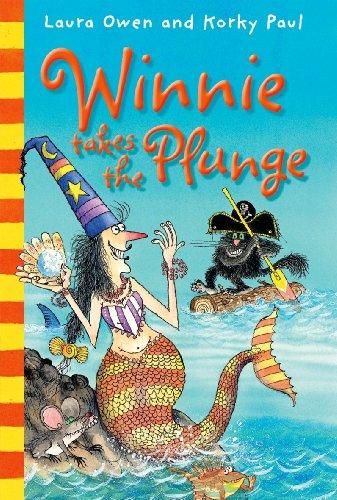 9780192729897: Winnie Takes the Plunge (Winnie the Witch)